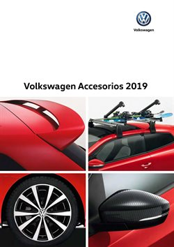 Ofertas de Volkswagen  en el folleto de Villena