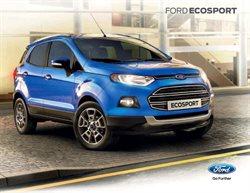 Ofertas de Ford  en el folleto de Fornells de la Selva