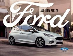 Ofertas de Ford  en el folleto de Madrid