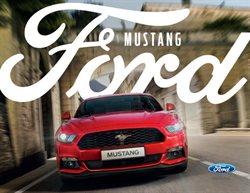 Ofertas de Ford  en el folleto de Madrid
