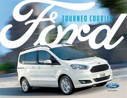 Ofertas de Coche, moto y recambios  en el folleto de Ford en Villacañas