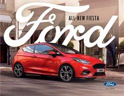Ofertas de Ford  en el folleto de Algeciras