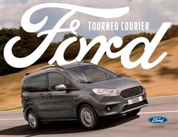 Ofertas de Ford  en el folleto de Langreo