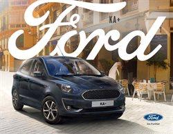 Ofertas de Ford  en el folleto de Sagunt-Sagunto