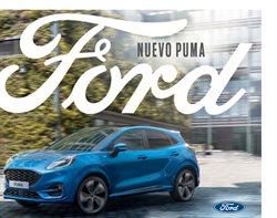 Catálogo Ford en Tarragona ( Más de un mes )