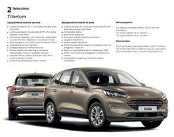 Ofertas de Equipamiento interior en Ford