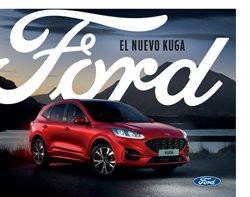 Catálogo Ford ( Más de un mes)