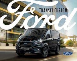 Ofertas de Rebajas en el catálogo de Ford ( Más de un mes)