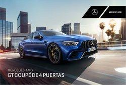 Ofertas de Mercedes-Benz en el catálogo de Mercedes-Benz ( Publicado ayer)