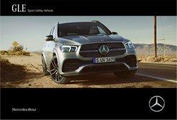 Ofertas de Mercedes-Benz en el catálogo de Mercedes-Benz ( Más de un mes)