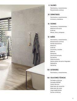 Ofertas de Plato de ducha  en el folleto de Porcelanosa en Chiclana de la Frontera