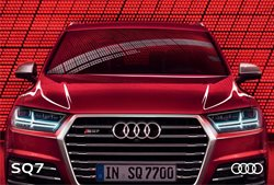 Catálogo Audi ( Más de un mes)