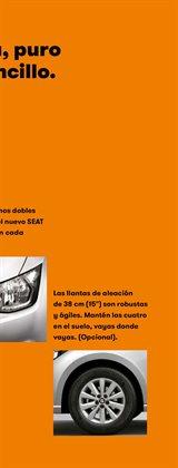 Ofertas de Neumáticos  en el folleto de SEAT en Puigcerda