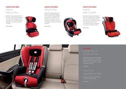 Ofertas de Silla de coche  en el folleto de SEAT en Madrid