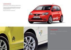 Ofertas de Papel de pared  en el folleto de SEAT en Madrid