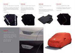 Ofertas de Alfombrillas coche  en el folleto de SEAT en Valencia