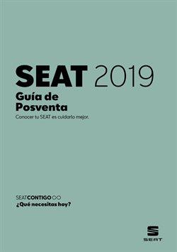 Ofertas de Coches, Motos y Recambios  en el folleto de SEAT en Molins de Rei