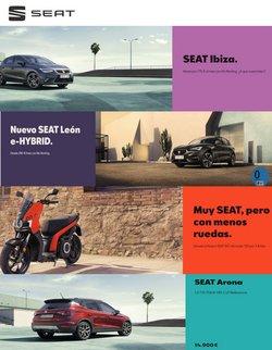 Ofertas de SEAT en el catálogo de SEAT ( Caducado)