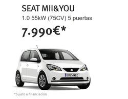 Ofertas de SEAT  en el folleto de Lleida