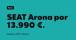 Ofertas de SEAT  en el folleto de Zaragoza