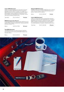 Ofertas de Accesorios para coche  en el folleto de BMW en Lleida