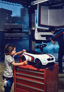 Ofertas de Coche de juguete  en el folleto de BMW en Madrid