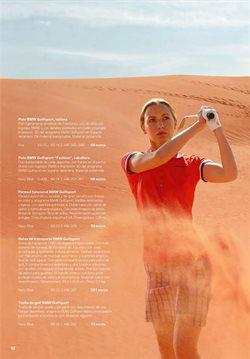 Ofertas de Short mujer  en el folleto de BMW en Las Rozas
