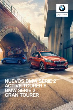 Ofertas de BMW  en el folleto de Madrid