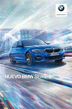 Ofertas de BMW  en el folleto de Sant Cugat del Vallès