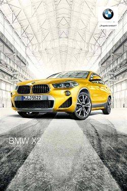 Ofertas de BMW  en el folleto de Santander