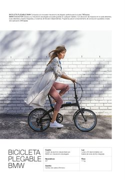 Ofertas de Bicicleta plegable en BMW
