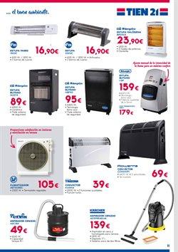 Ofertas de Aspirador  en el folleto de Tien 21 en Ourense