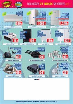 Ofertas de Estufas  en el folleto de Tien 21 en Madrid