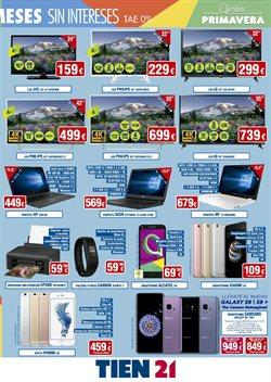 Ofertas de Xiaomi  en el folleto de Tien 21 en Madrid
