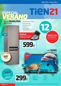 Ofertas de Tien 21  en el folleto de Alcorcón