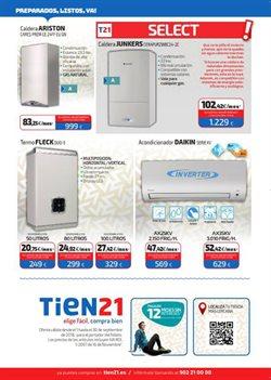 Ofertas de Aire acondicionado  en el folleto de Tien 21 en Madrid