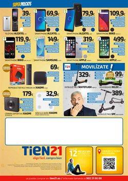 Ofertas de Moto  en el folleto de Tien 21 en Valencia