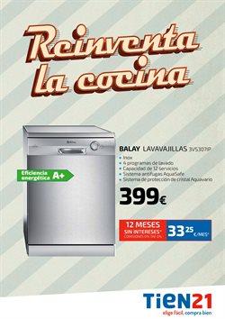 Ofertas de Tien 21  en el folleto de Barcelona