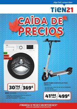 Ofertas de Informática y electrónica  en el folleto de Tien 21 en Igualada