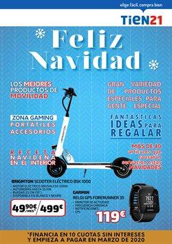 Ofertas de Tien 21  en el folleto de Collado Villalba