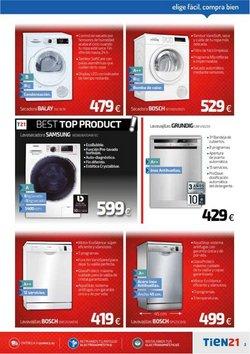 Ofertas de Lavadora secadora en Tien 21