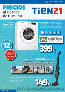 Catálogo Tien 21 en Leganés ( 2 días más )