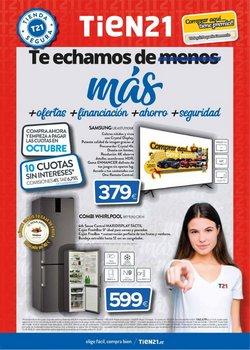 Catálogo Tien 21 en Madrid ( Más de un mes )