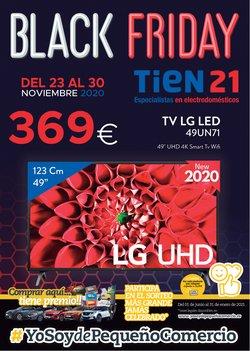 Catálogo Tien 21 ( Caducado)