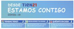 Cupón Tien 21 en Leganés ( 2 días más )