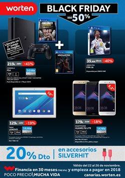 Ofertas de Smartphones  en el folleto de Worten en Vecindario
