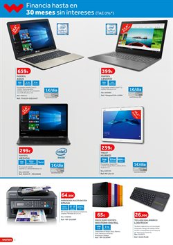 Ofertas de Huawei  en el folleto de Worten en Vecindario