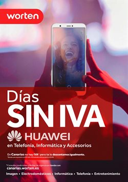 Ofertas de Informática y electrónica  en el folleto de Worten en Las Palmas de Gran Canaria