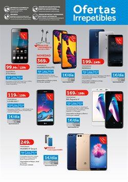 Ofertas de Smartphones Huawei  en el folleto de Worten en Vecindario