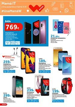 Ofertas de Smartphones Samsung  en el folleto de Worten en Vecindario